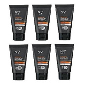 (6 PACK) No7 Men Energising Gradual Tan Moisturiser SPF 15 x 50ml **Despatched within DOUBLE WALL BOX**