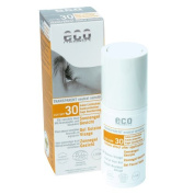 Eco Cosmetics Facial sun gel LSF 30 transparent 30ml
