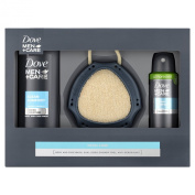 Dove Men+Care Shower Tool Gift Set