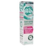 TRIPLE PACK of Peditech Actifresh Spray