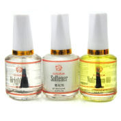 Coscelia Nail Nourishment Soften Base Oil Treatment Replenishing Set