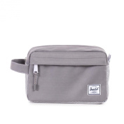 Herschel Supply Company AW15 HOL Toiletry Bag, 60cm , 4.5 Litres, Grey Micro Polka Dot
