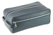 David Hampton Oxford Large Leather Toiletry Kit