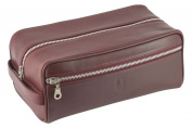 David Hampton Oxford Large Leather Toiletry Kit