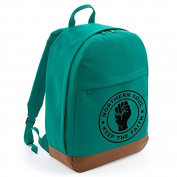 NORTHERN SOUL,KEEP THE FAITH-humour,silly BackPack Unisex Rucksack Bag
