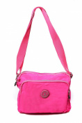 Women's Multi Pocket Cross Body Nylon Bag
