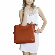 Chnli Women's Leather Shoulder Bag Handbag Purse Tote Hobo Shopper Bag Satchel