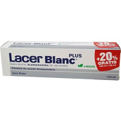 Lacer Lacer Blanc Pasta Mint 150 Ml