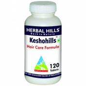 Herbal Hills Keshohills - Hair Care Formula 120 Tablets