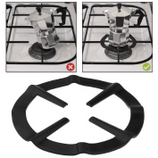 AMOS Gas Ring Reducer Trivet Stove Top Hob Cooker Heat Simmer Coffee Pots Cafetiere Espresso Makers Pans Kitchen Utensil