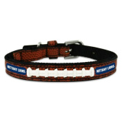 NCAA Penn State Nittany Lions Classic Leather Football Collar