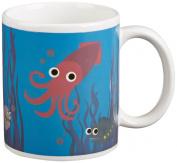 Kikkerland Under The Sea Morph Mug