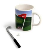 Kikkerland Putter Cup Golf Mug