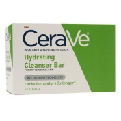 Cerave Hydrating Cleanser Bar For Dry to Normal Skin, 130ml