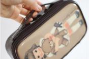 Handbag Pouch Organiser Tidy Travel Cosmetic Pocket Pretty Doll Makeup Bag