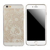 Ularmo Iphone 6s Case Cover - [ For 4.7 Inch Version ] Transparent Ultra Thin 0.3mm Thickness TPU Back Protect Shell For Iphone 6s