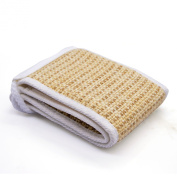 Beyoung(TM) Back and Body Scrubber Hemp Natural Exfoliating Back Scrubber for Men and Women with Handles