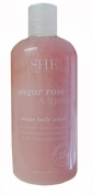Om She Sugar Rose & Tigerlily Creme Body Wash