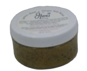 J. Lexi Green Tea, Bamboo + Jasmine Rice Sugar Scrub