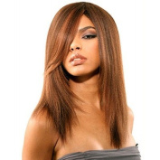 Janet Collection 100% human hair King Yaky 36cm #33