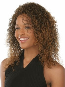 Marian® Fashion Hairstyles Medium Long Sythetic Layered Curly Wigs for Women Fluffy + a Free Wig Cap Sw0343