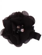 OVERMAL Cute Chiffon Flower Hair Clips Baby Girl Hairpins Children Hair Accessories