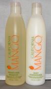 California Mango Shampoo and Conditioner Set 370ml each