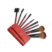 Supermodels Secrets 9 Pcs Premium Make Up Brush Set