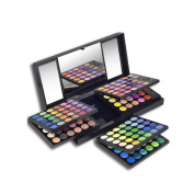 Supermodels Secrets 180 Colour Eyeshadow Make Up Palette