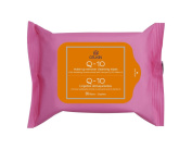 Q-10 Make-up Remover Cleansing Wipes