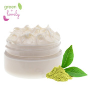 Green Tea & Bergamot Face Cream, Lotion {antioxidant blend} Nourishing Anti-ageing and anti-blemish Organic Vitamin C