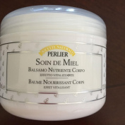 Perlier Honey Miel Nurturing Body Balm Cream Soin De Miel Jumbo Size 400ml