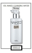 VDL NAKED Cleansing Water Strong