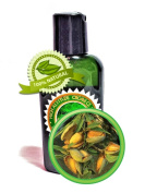 Sweet Almond Oil - 60ml - Virgin, Cold-pressed