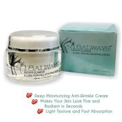Deep Moisturising ANTI WRINKLE CREAM. Always 18 - Face, Neck and Decollete Anti-Ageing Cream 1.7 oz/50 ml