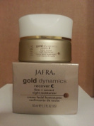 Jafra Gold Dynamics Recover Firm + Correct Night Moisturiser 50ml