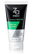 Shiseido Za Men Ultimate Matte Purifying Oil Control Cleanser 100g