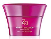 Shiseido ZA Perfect Solution Restoring Collagen Cream 40g