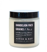 Aster & Bay - Organic / Vegan Dandelion Face Grains
