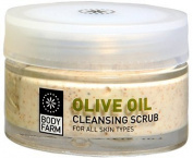 Olive Oil Line Face Scrub 50ml E /1.69 Fl Oz. By Bodyfarm