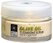 Olive Oil Line Face Scrub 50ml E /1.69 Fl Oz. By Bodyfarm