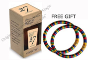 Aroma Magic Cinnamon Essential Oil 20ml - With FREE GIFT (Pair of Multicolor Bangles) and.