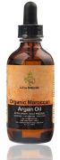 Premium Moroccan Argan Oil ★ 100% Pure-Organic-Extra Virgin-Cold Pressed-Unrefined-NON GMO! See Certificate! Anti-Ageing Serum For Skin,Face,Hair & Nails. Vegan,Kosher & Halal.Limited Sale!