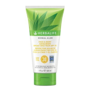 Herbalife Herbal Aloe Face & Body Sunscreen Broad Spectrum SPF 30 Sunscreen