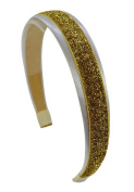 Girls Satin and Glitter Arch Headband By Funny Girl Designs - Many Colours Available