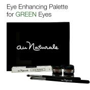 Au Naturale Organic Eye Enhancing Palette for Green Eyes
