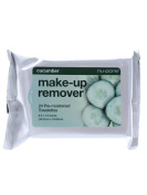 24 Ct. Pre-moistened Make-up Remover Towelettes w/ Aloe & Oil Free