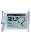 24 Ct. Pre-moistened Make-up Remover Towelettes w/ Aloe & Oil Free