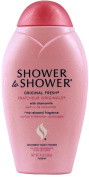 Shower to Shower Absorbent Body Powder Original Fresh With Chamomile 235 ml