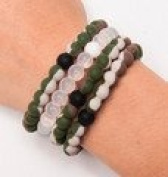 LOKAI STACK Wild (3 Wild and 1 Clear) Small 18cm